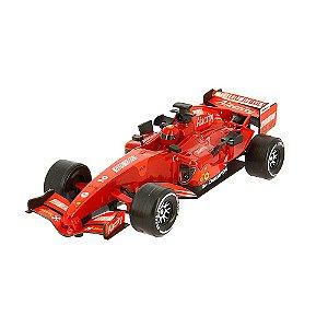 Carrinho De Brinquedo Fórmula 1 Com LED E Som 1:18