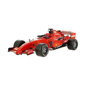 Carro De Brinquedo Fórmula 1 Com LED E Som 1:10