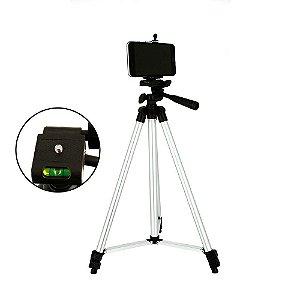 Tripé Universal Para Câmeras E Celulares 150cm Profissional SPO-8194 - Inova
