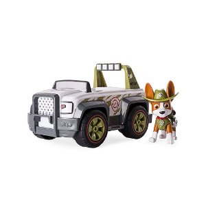 Patrulha Canina Carro De Selva Tracker's Jungle Cruiser Paw Patrol