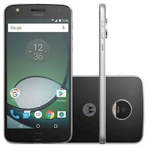"Celular Motorola Moto Z Play Droid 32GB XT1635-01 Tela 5,5"" Câmera 16MP"