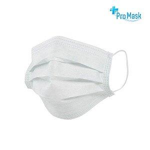 Promoção Máscara Descartável Ótima Qualidade Com Clipe Nasal Tripla Camada Pro Mask