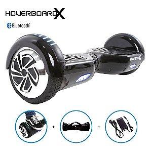 Hoverboard 6,5 Polegadas Preto HoverboardX Scooter
