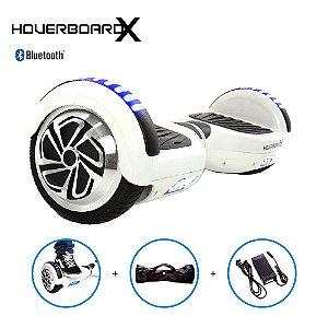 Hoverboard 6,5 Polegadas Branco HoverboardX Smart Balance