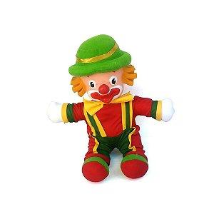 Brinquedo Infantil Palhaço Patata De Borracha e Tecido