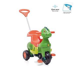 Brinquedo 2 Em 1 Divertido Triciclo De Passeio Didino