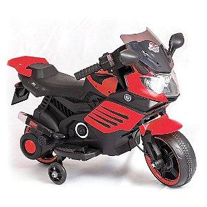 Mini Moto Elétrica Ninja R1 Vermelha 1491 - Unitoys
