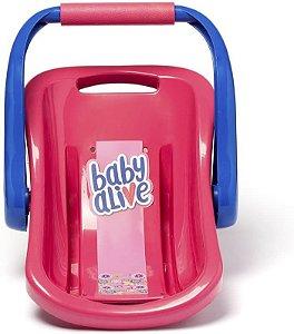 Brinquedo Infantil Bebê Conforto Baby Alive Cotiplás 2131