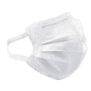 Máscara Descartável KR7 Para Proteção E Higiene De Rosto Com