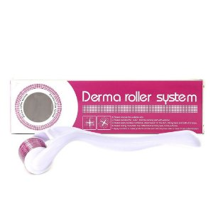 Dermaroller 1,5mm Esfoliador Drs 540 Micro Agulhas - PR