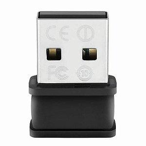 Adaptador Wireless Usb 150mbps Preto