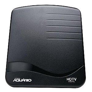 ANTENA AQUÁRIO INTERNA DIGITAL TV