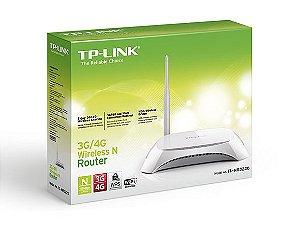 ROTEADOR TP-LINK 3G/4G 1ANT TL-MR3220