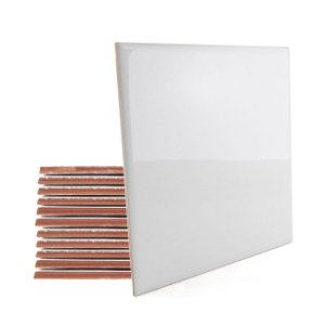 Azulejo Branco Sublimático 15x15