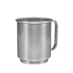 Caneca de Alumínio Brilho - 400ml