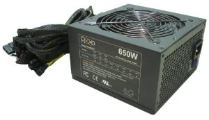 FONTE ATX PIXXO 650W REAL
