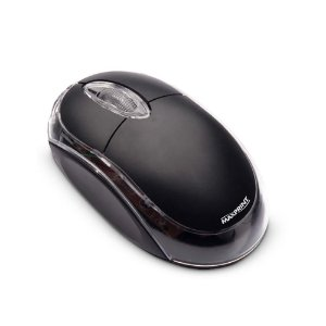Mouse Óptico Maxprint USB Padrão