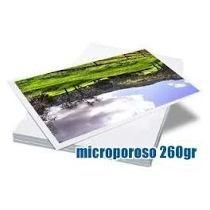 PAPEL FOTO MASTERPRINT MICRO P 10X15 20 FOLHAS