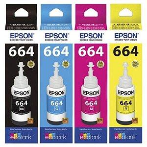 refil epson original (combo promocional)