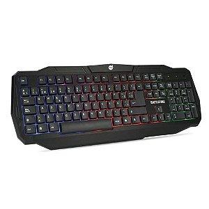 Combo Mouse e Teclado Battlefire - Dazz