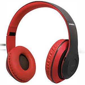 Headset Maxprint Max Freedon Bluetooth Vermelho