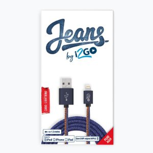 Cabo I2go Jeans Lightning iPhone 5,6,7