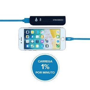 Cabo I2go Lightning para iPhone 5, 6 e 7
