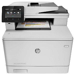 Impressora HP m477fdw LaserJet Multifuncional