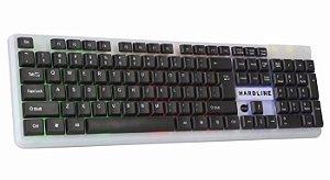 Teclado Dazz Gamer Hardline