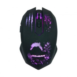 Mouse Dazz Gamer Cougar 2400DPI