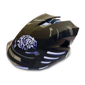 Mouse Dazz Gamer Byakko 5200DPI