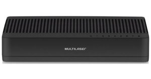 Switch Multilaser 8 Portas 10/100 Mbps