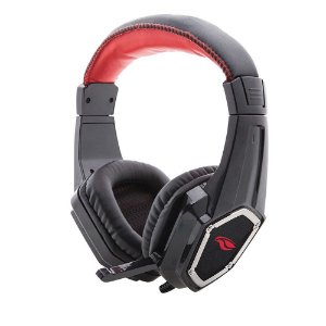 Headset C3 Tech Crow Preto