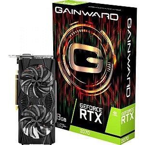 Placa de Video Nvidia Gforce RTX2070 8GB GDDR6 256BITS GAINWARD