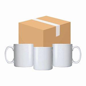 Caixa de caneca Porcelana Branca (36unds)