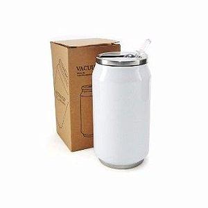 Squeeze Térmico 350ml Branco