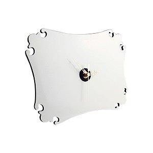 Relógio em MDF para Sublimação C132