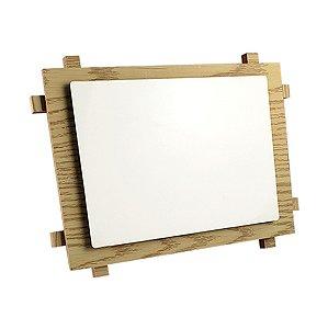 Porta Retrato em MDF 21,8 x 15,8cm - C130