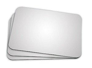 Mouse Pad para Sublimação Retangular 10und