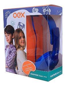 Fone Oex Infantil Teen HP303