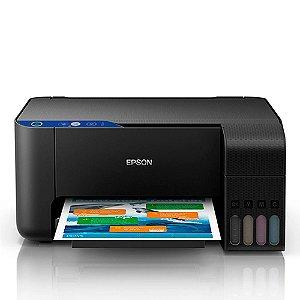 Impressora Epson L3150 EcoTank Mult Color tinta inkmax