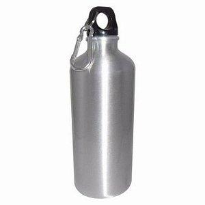 Squeeze Alumínio Mosquetão 600ml