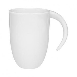 Caneca Fall 350ml Branca