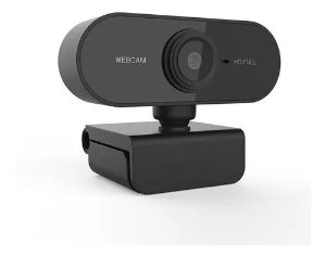 Webcam Usb Full Hd 1080p