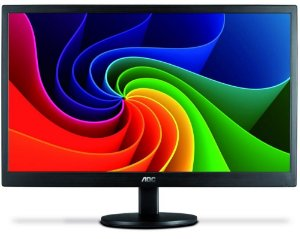 Monitor AOC LED 23.6´Full HD, VGA/DVI