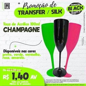 Taça Plástica 180ml 10und (color)