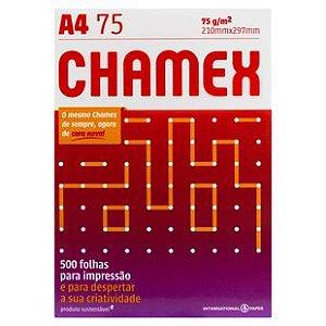 Papel Ofício A4 500 Folhas Office Chamex