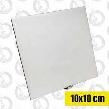 Azulejo Branco Sublimático 10X10 Premium