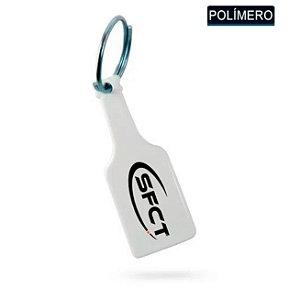 Chaveiro Garrafa Polimero SFCT - 10 Unidades