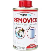 Removedor de Sublimação Removick 150ml Transfix
